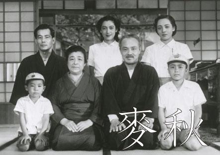 「麥秋」①-(C)1951-松竹株式