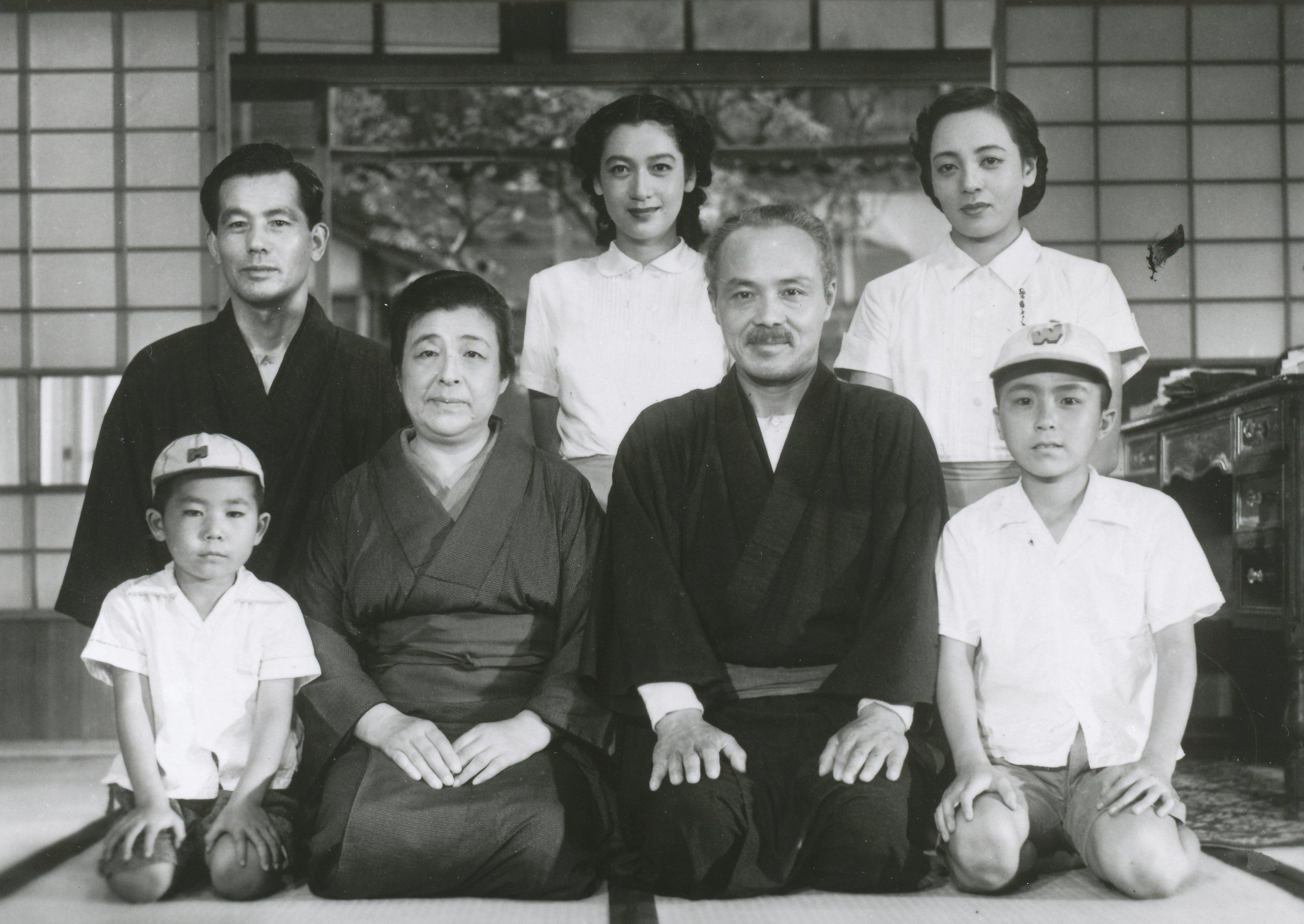 「麥秋」① (C)1951 松竹株式会社